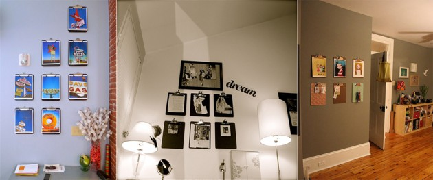 decoracao-decoration-walls-parede-pranchetas-fotos