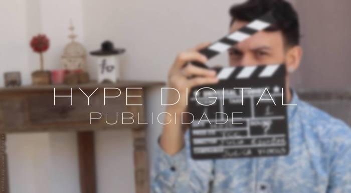 HYPE DIGITAL CAMPANHA CAPA