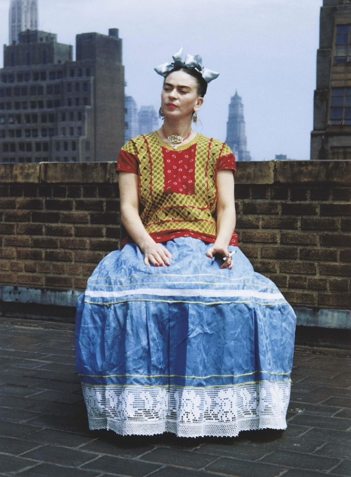 Frida Kahlo in New York