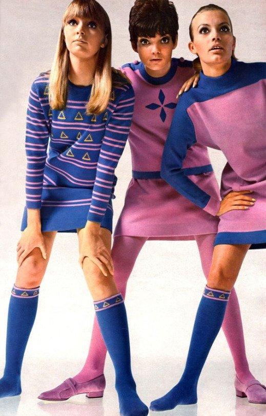 3-fashion-vintage-culture-pop-models-colors-pink-pic-picture-photo-foto-fotografia