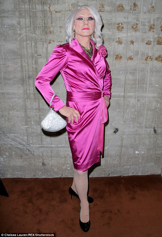 patrick stewart x men professor xaviar drag queen lgbt gay blunt talk 2